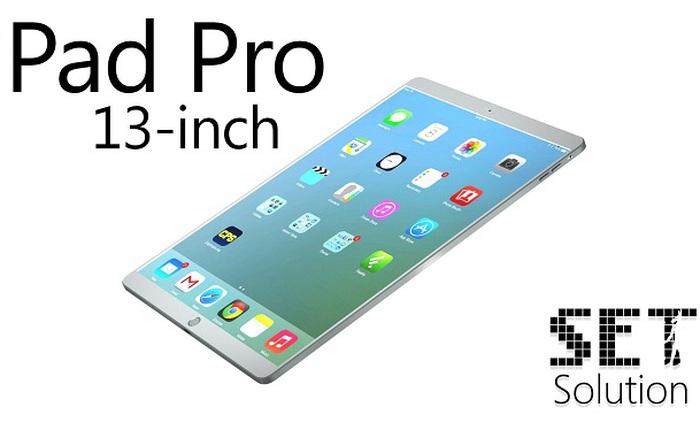 Phiên bản iPad Pro 12,9 inch sẽ trình làng với chip A8X