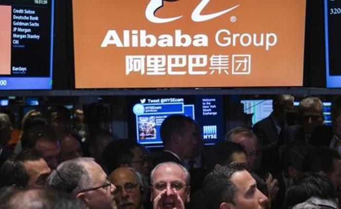 Thương vụ đầu tư 'khủng' đầu tiên sau IPO của Alibaba