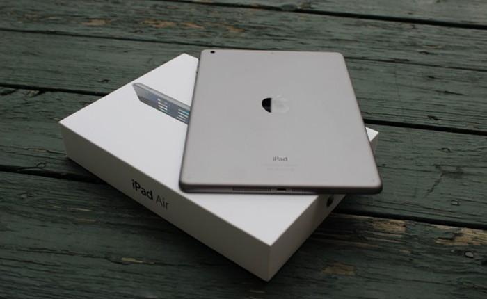 iPad khan hàng tại Việt Nam trước ngày ra mắt phiên bản mới