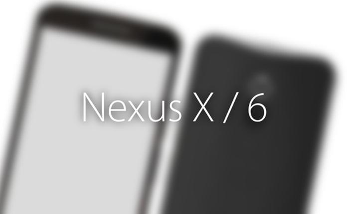 Rò rỉ ảnh thực tế mặt trước của Motorola Nexus 6/X