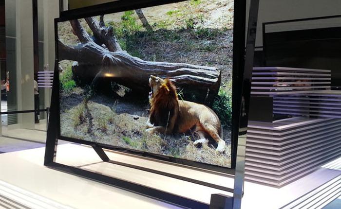 Tivi 4K 110 inch của Samsung có giá khủng 150.000 USD
