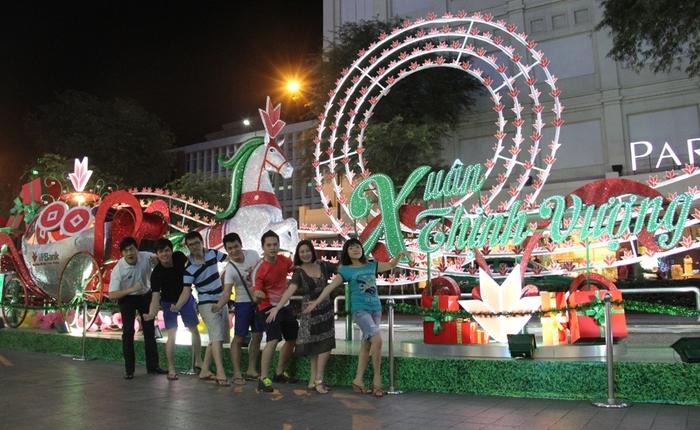Cây Thịnh Vượng Sài Gòn thu hút sự tham gia của nhiều hot Facebooker