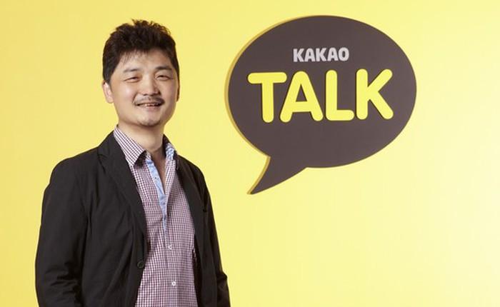 Nhà sáng lập KakaoTalk: Tỷ phú từng nhịn ăn dành tiền đóng học