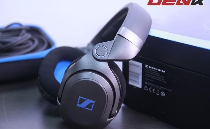 Sennheiser HD7 DJ – Tai nghe đẳng cấp của người chuyên nghiệp