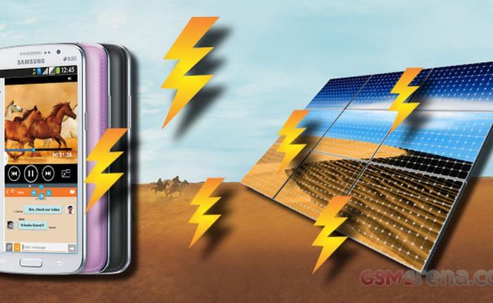Kiểm chứng thời lượng pin smartphone trung cấp Galaxy Grand 2