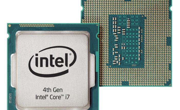 Intel giới thiệu hàng loạt chip Haswell mới