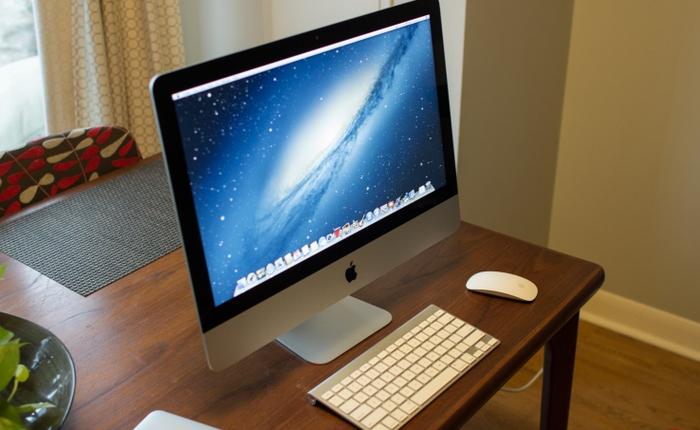 Apple bán ra iMac giá rẻ 1099 USD để cạnh tranh với các máy Windows
