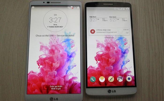 Link download và hướng dẫn cài đặt ROM Lollipop cho LG G3