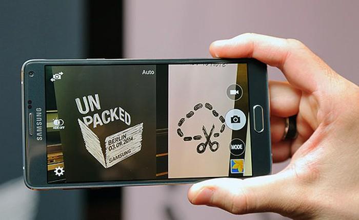 Chọn smartphone chụp ảnh tết: 930, Z3, 6 Plus hay Note 4?