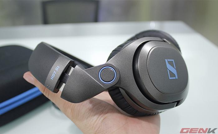 Trên tay Sennheiser HD7 DJ: Tai nghe cao cấp dành cho DJ chuyên nghiệp