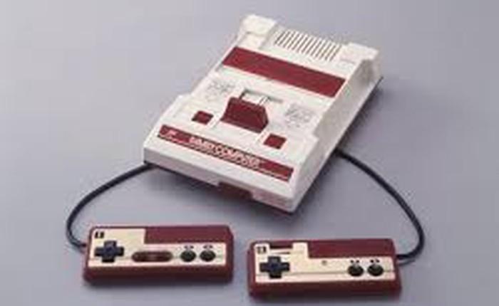 """Tuổi thơ dữ dội với """"điện tử 4 nút"""", bạn còn nhớ?"""
