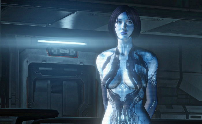 """Ngoài """"em gái sexy"""", Cortana trên Windows 10 có thể là một anh chàng vui tính"""