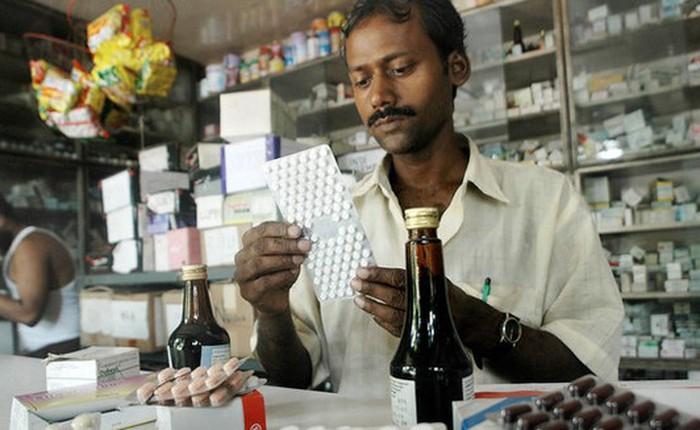 Sợ mất thị phần, 850.000 hiệu thuốc đồng loạt đóng cửa để phản đối bán thuốc online tại Ấn Độ