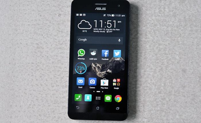 Zenfone 4/5/6 được cập nhật Android 5.0 Lollipop