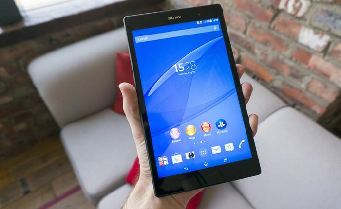 """Người dùng Xperia Z2, Z2 Tablet và Z3 Tablet Compact bắt đầu được """"ăn kẹo"""""""