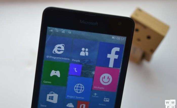 Bất ngờ xuất hiện bản ROM Windows 10 Mobile trên Lumia 930, 640 và 640 XL