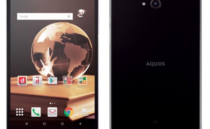 Sharp ra mắt tablet mini cấu hình khủng