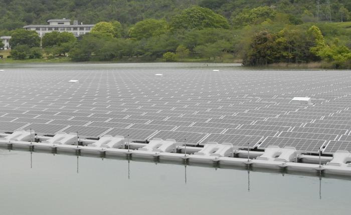 """Nhật Bản cũng tham vọng trở thành cường quốc """"năng lượng mặt trời"""""""