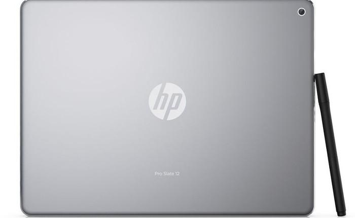 Đi trước Apple, HP ra mắt tablet màn 'khủng' 12 inch đi kèm bút stylus