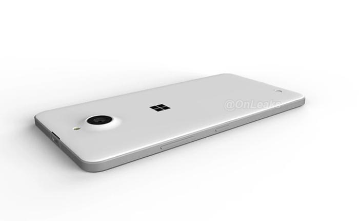 Rò rỉ Lumia 850 thiết kế kim loại siêu mỏng cuốn hút