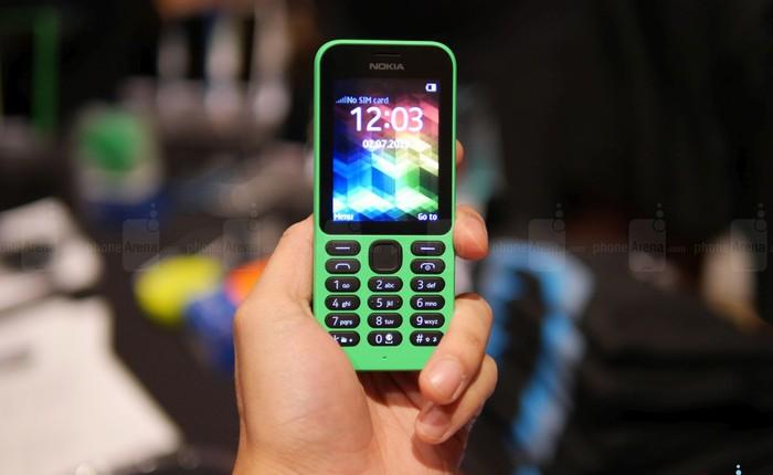 Nokia 215 sẽ bán tại Việt Nam cuối tháng 2, giá 800.000 đồng