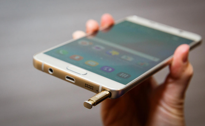 Cập bến thị trường Việt Nam, Galaxy Note 5 sẽ phải đối mặt với những smartphone nào?
