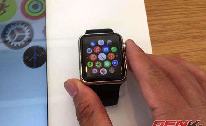 Tại sao Apple không đặt tên Watch là Apple iWatch?