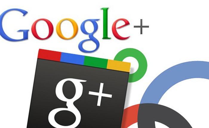 Google bất ngờ tái khởi động mạng xã hội Google+