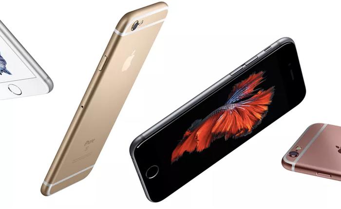 Apple sẽ không cho phép bạn mua iPhone vàng gold trừ khi đó là iPhone mới