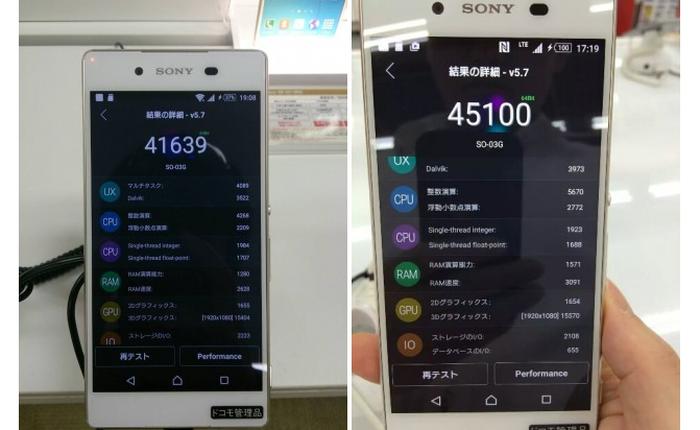Xperia Z4 là nạn nhân tiếp theo của chip Snapdragon 810 do lỗi quá nóng
