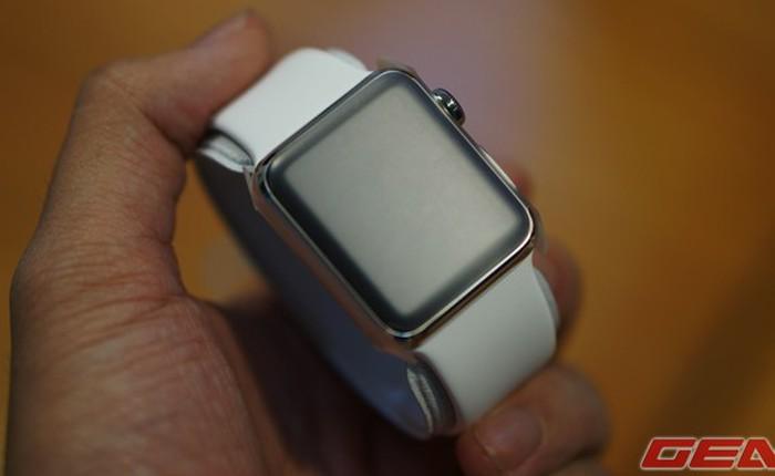 Cận cảnh bộ đôi Apple Watch vừa có hàng tại Việt Nam