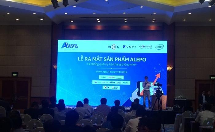 VECITA, Intel và VinaPhone ra mắt hệ thống bán lẻ thông minh Alepo