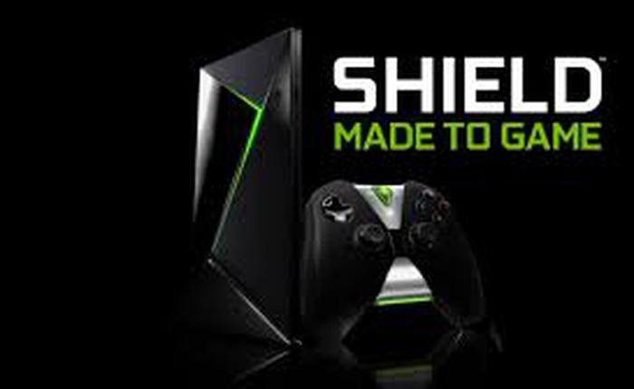 Nvidia Shield Android TV chính thức lên kệ