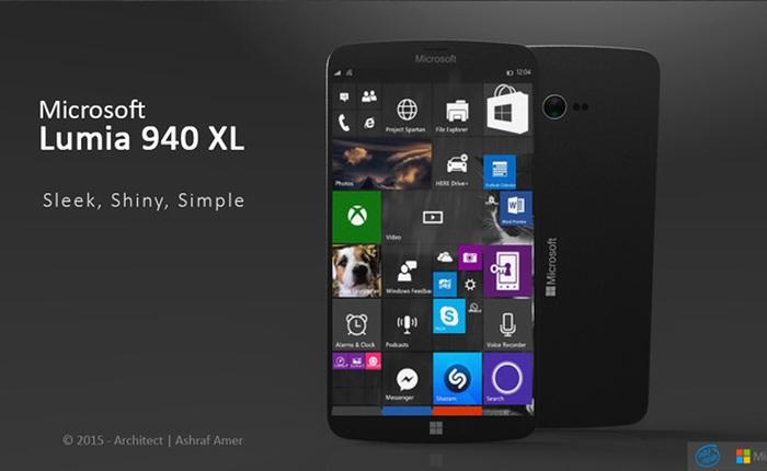 Ảnh Benchmark tiết lộ Lumia 940 XL sẽ sử dụng Snapdragon 810