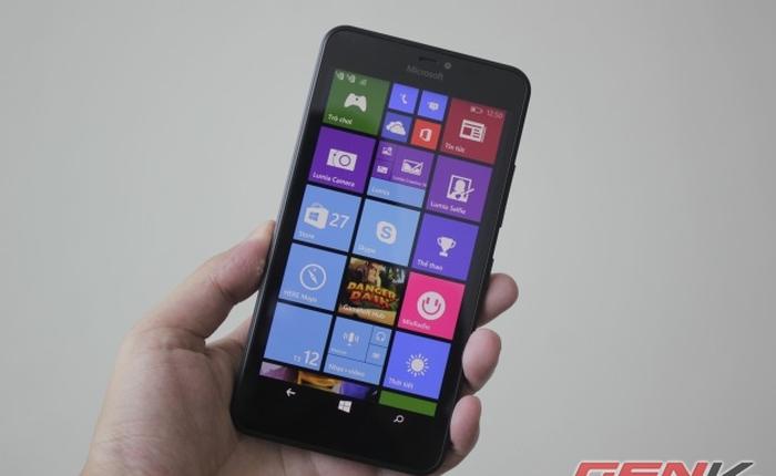 Mở hộp chiếc Lumia 640 XL: Cố bám trụ phân khúc tầm trung