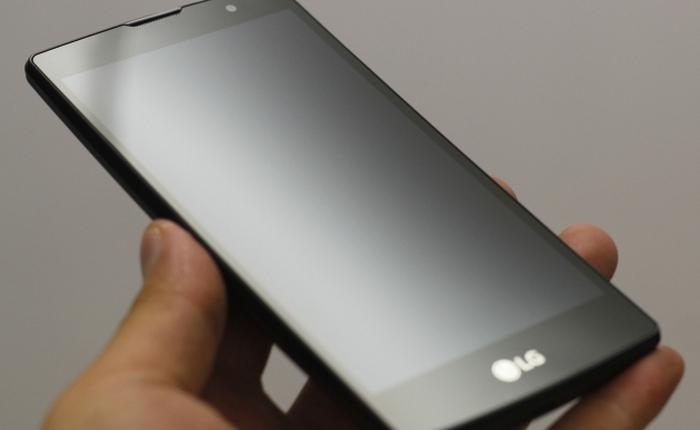 Cận cảnh smartphone LG Magna: điện thoại cong rẻ nhất Việt Nam