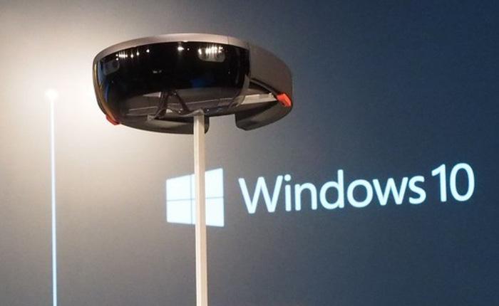 Điều gì thú vị phía sau chiếc kính thực tại ảo Microsoft HoloLens?