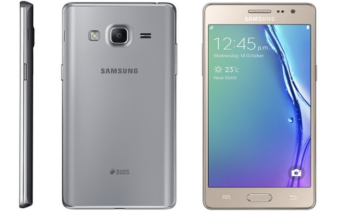 Samsung trình làng Z3 chạy Tizen OS