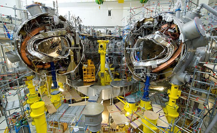 Đức hoàn tất lò phản ứng tổng hợp hạt nhân lớn nhất thế giới giá trị 1 tỷ euro