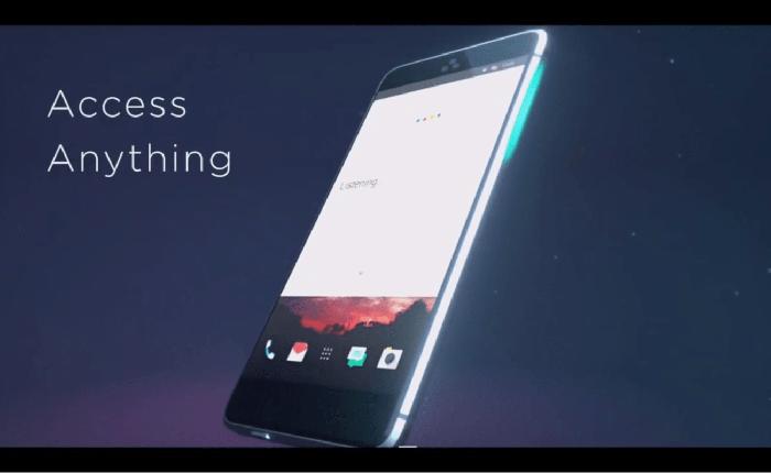 """Ngắm concept tuyệt đẹp của siêu phẩm HTC 11 với mã """"Ocean"""", thiết kế không giống iPhone"""