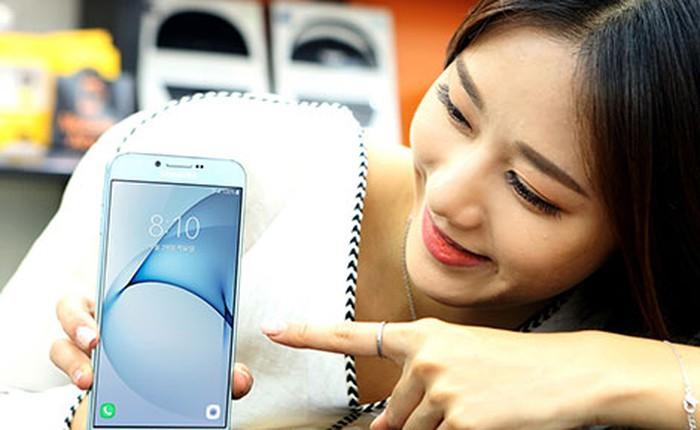 Samsung Galaxy A8 phiên bản 2016 chính thức được trình làng