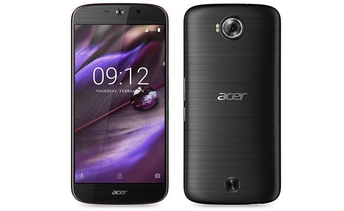 Acer ra mắt Liquid Jade 2 và Liquid Zest: Camera 21MP, quay phim 4K