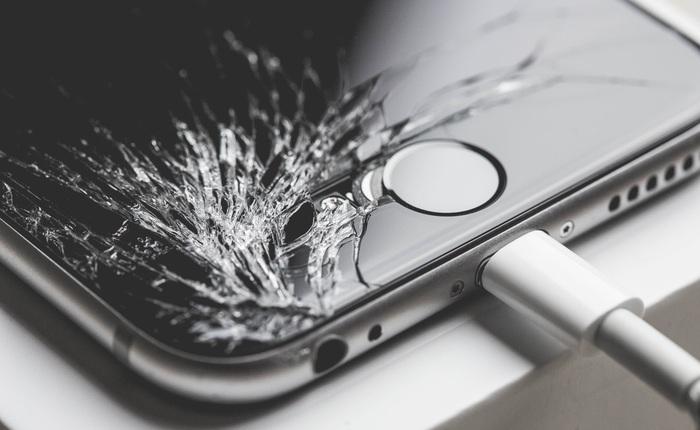 iPhone với vỏ hoàn toàn bằng kính là thảm họa hay tính toán từ trước của Apple?