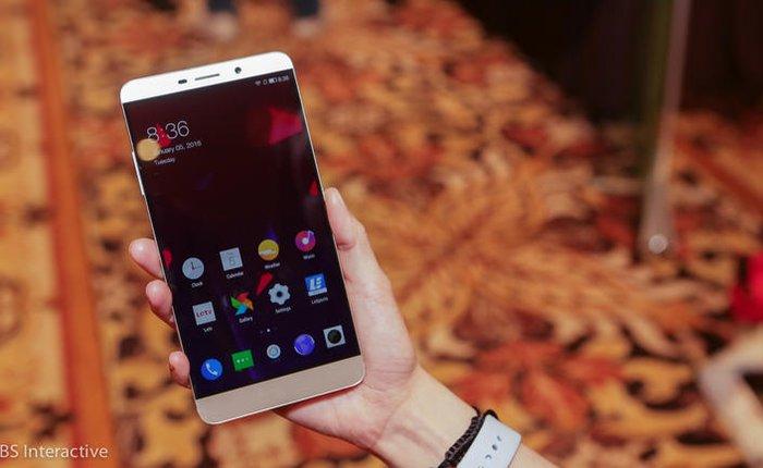 Smartphone đầu tiên sử dụng Soc 820 có giá chưa tới 7 triệu đồng