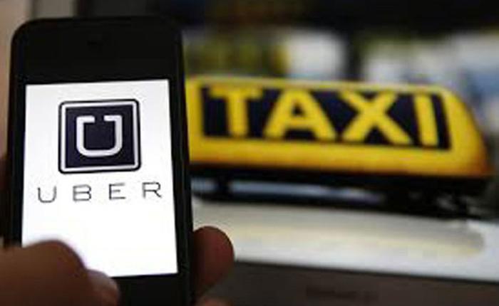 Giá xăng giảm, cước UberX cũng giảm theo: chỉ 7.000 đồng/km