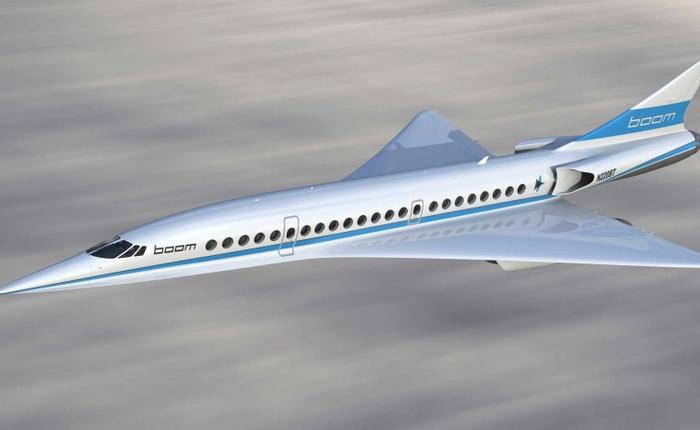 Startup Mỹ này đang phát triển máy bay siêu thanh có thể đi từ Hà Nội vào TP. Hồ Chí Minh trong 40 phút