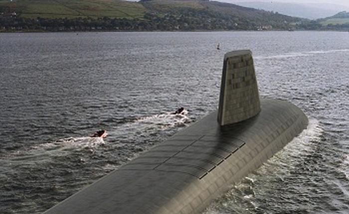 Dự án tàu ngầm Trident mới của Anh trị giá 31 tỷ euro có gì đặc biệt?