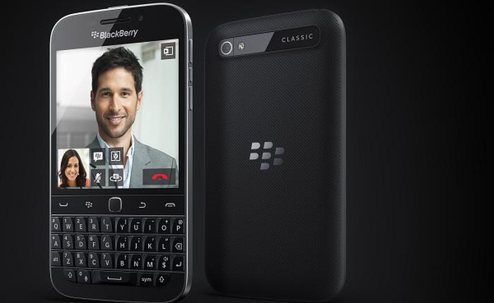 BlackBerry: Chúng tôi sẽ không bỏ bàn phím QWERTY vật lý!