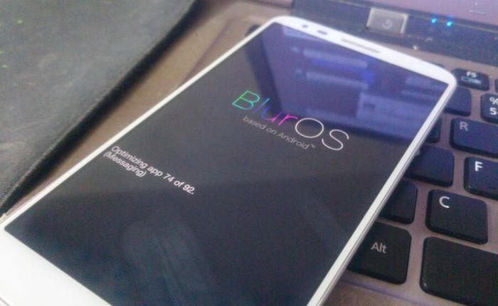 Nhóm BlurOS tiếp tục tung ra bản ROM cho các máy LG G2