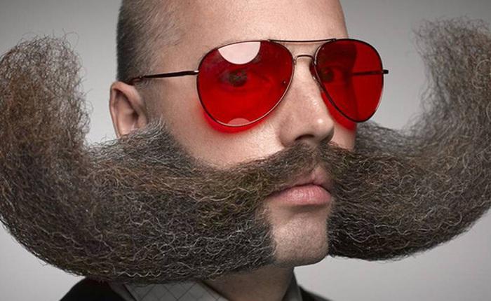 """Tin được không, râu càng """"xồm xoàm"""" - tuổi thọ càng cao"""